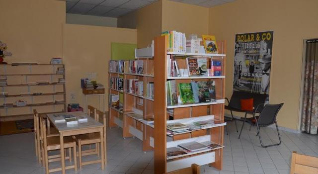 Bibliothèque de Louzac Saint André