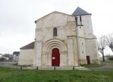 Eglise De Louzac-Saint-André