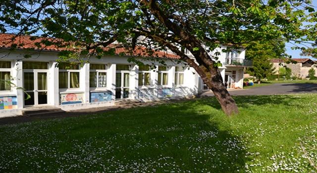 Ecole maternelle de Louzac-Saint-André